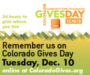 Colorado Gives Day 2013