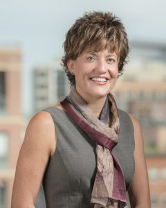 Kelly Brough, President and CEO of the Denver Metro Chamber of Commerce