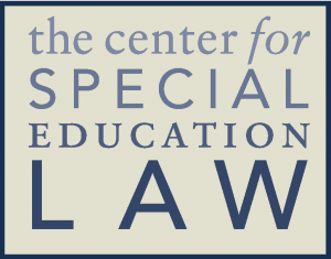 The Center for Special Education Law