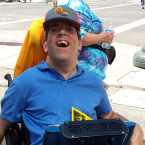 Mitch McKinney, AdvocacyDenver Board Member/Self-Advocate