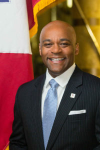 Michael B. Hancock, Mayor Of Denver