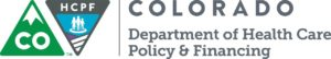 Colorado Department of Health Care Policy and Financing Logo