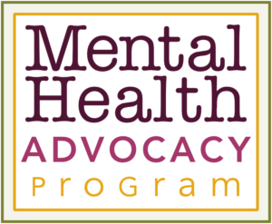 Mental Health Advocacy Program Logo