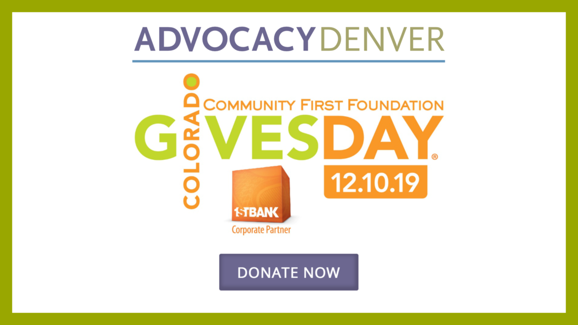 Colorado Gives Day 2019 Slider Image