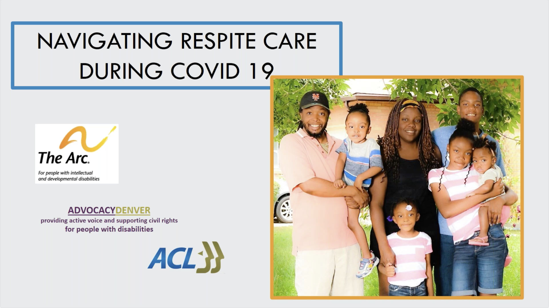 Navigating Respite Care During COVID-19