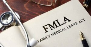 Family Medical Leave Act title page