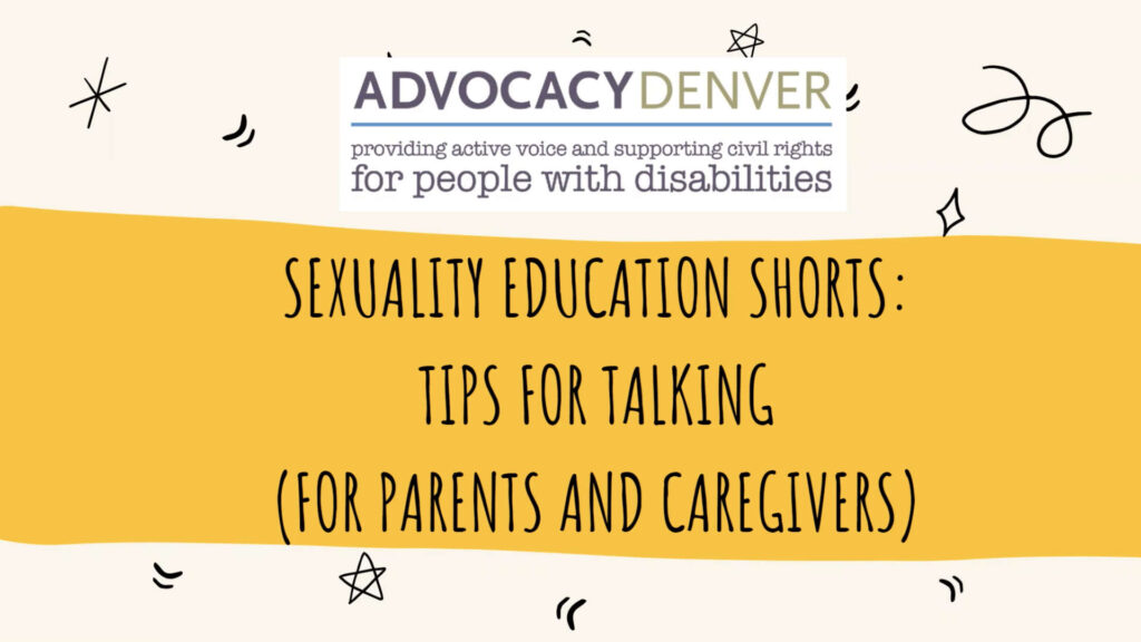 Tips for Talking (for Parents and Caregivers)