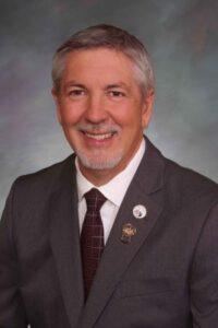 Colorado State Senator Dennis Hisey (R)
