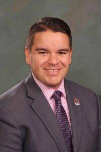 Colorado State Senator Dominick Moreno (D)