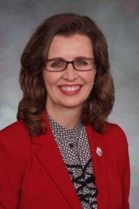Colorado State Senator Rachel Zenzinger (D)